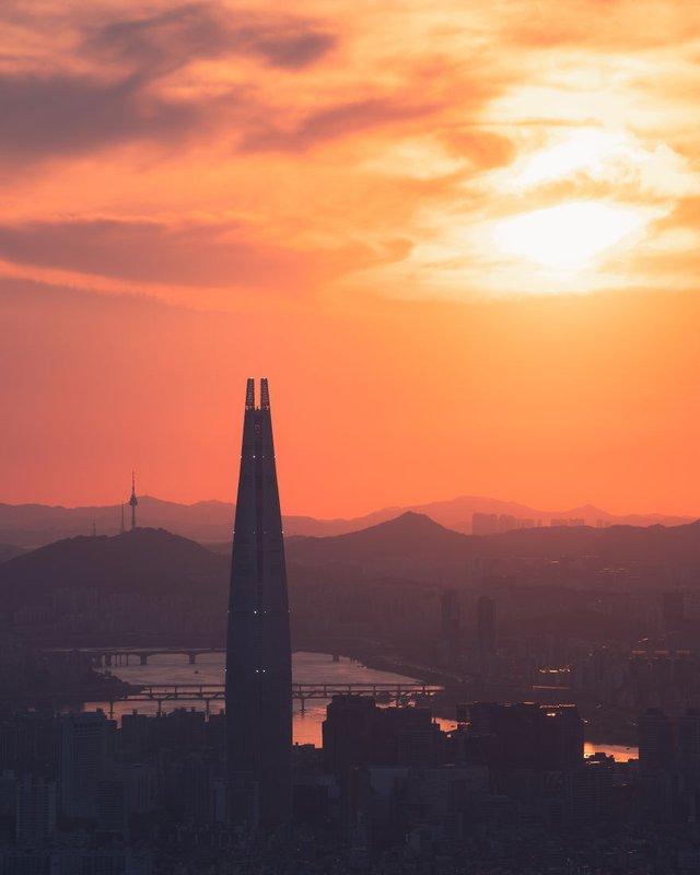 Американець змінив нестерпну роботу на життя в Сеулі: захопливі кадри - фото 338273
