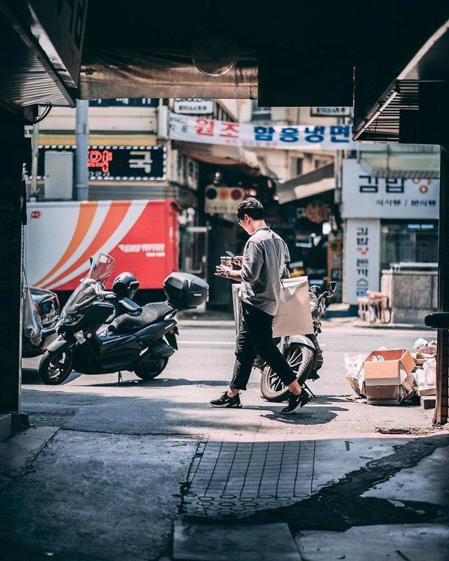 Американець змінив нестерпну роботу на життя в Сеулі: захопливі кадри - фото 338289