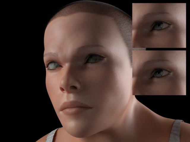 Вчені показали жінку майбутнього: жах - фото 338376
