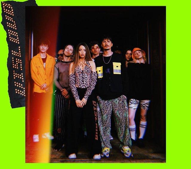 Время и Стекло – VISLOVO: слухайте новий драйвовий альбом гурту 2019 - фото 338720