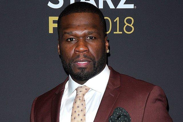 50 Cent - фото 338744