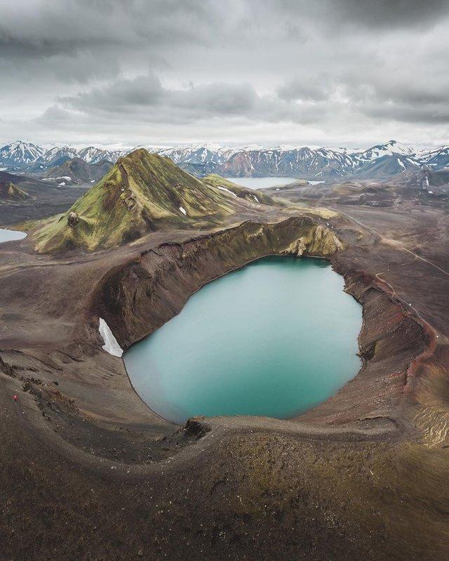 Від гір до островів: фото Романа Хубера, які приковують погляд - фото 338818