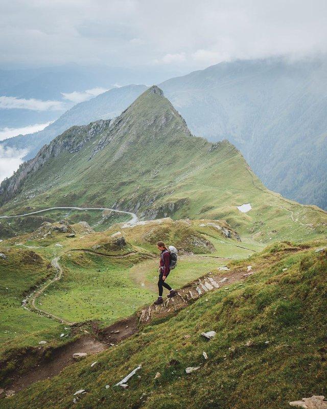 Від гір до островів: фото Романа Хубера, які приковують погляд - фото 338821