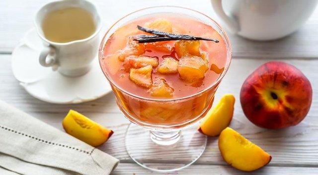 Варення з персиків: 7 смачних рецептів персикового джему з фото - фото 339258