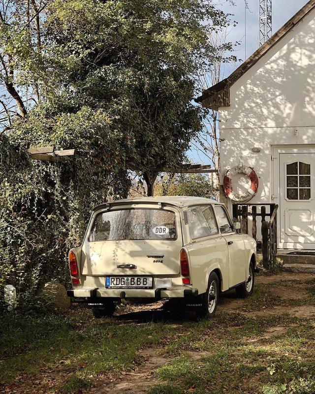 Фотограф показує авто на німецьких вулицях: захопливі кадри - фото 339428