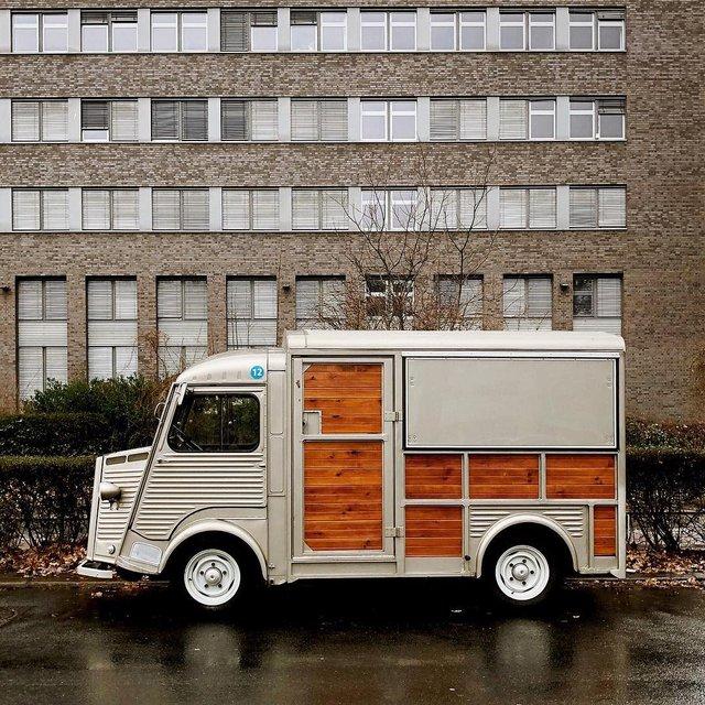 Фотограф показує авто на німецьких вулицях: захопливі кадри - фото 339432