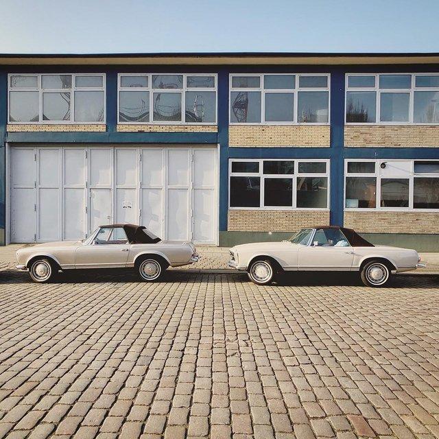 Фотограф показує авто на німецьких вулицях: захопливі кадри - фото 339437