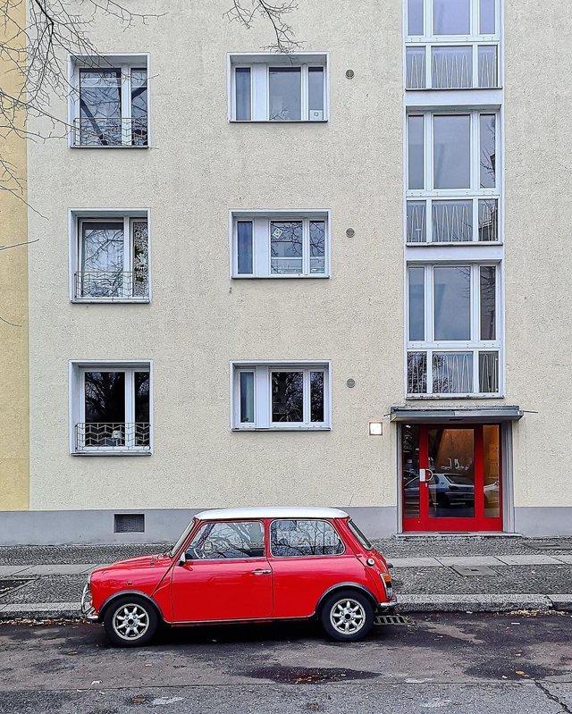 Фотограф показує авто на німецьких вулицях: захопливі кадри - фото 339439