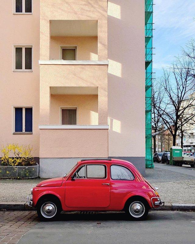 Фотограф показує авто на німецьких вулицях: захопливі кадри - фото 339441