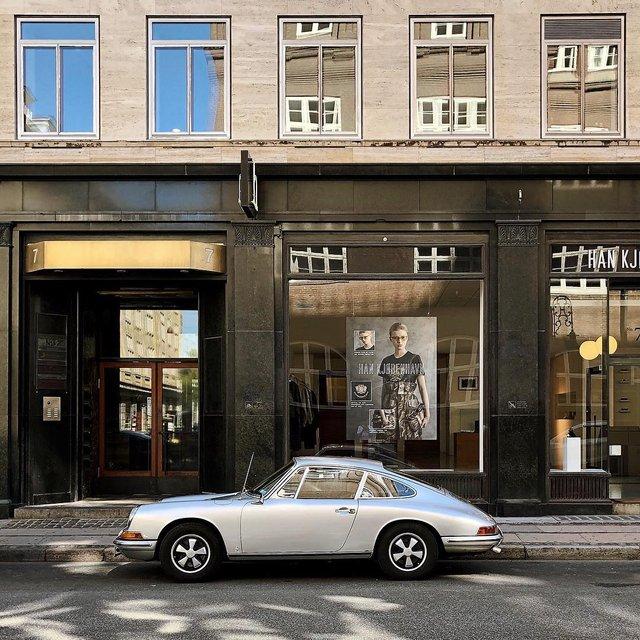 Фотограф показує авто на німецьких вулицях: захопливі кадри - фото 339442