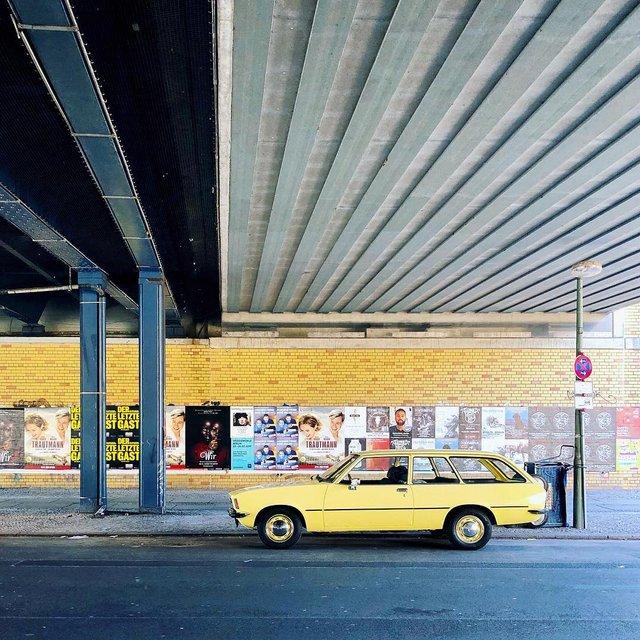 Фотограф показує авто на німецьких вулицях: захопливі кадри - фото 339444