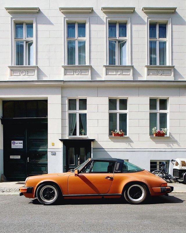 Фотограф показує авто на німецьких вулицях: захопливі кадри - фото 339447