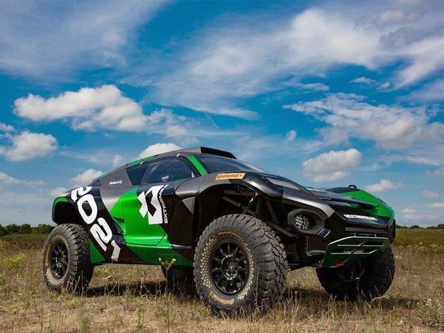 Електричний позашляховик для найекстремальнішої гоночної серії - фото 339631
