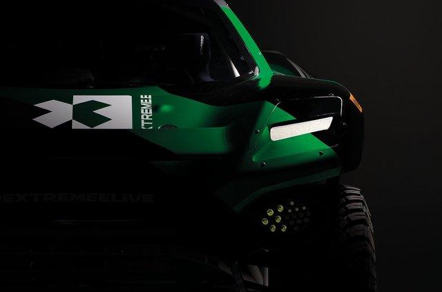 Електричний позашляховик для найекстремальнішої гоночної серії - фото 339633