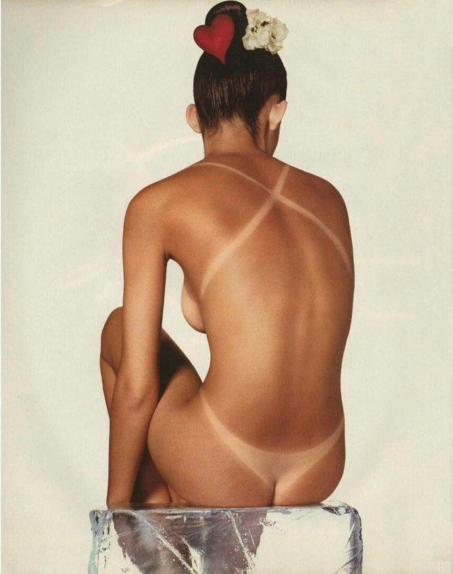 Моделі 90-х: як змінилася зваблива француженка Летиція Каста (18+) - фото 339683