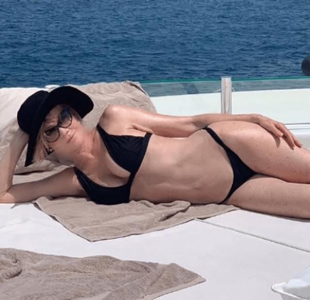 Фігура 61-річної Мелані Гріффіт шокувала мережу - фото 339687