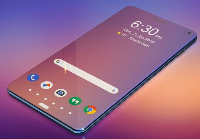 Samsung Galaxy A100 отримає безрамковий екран нового покоління - фото 339746
