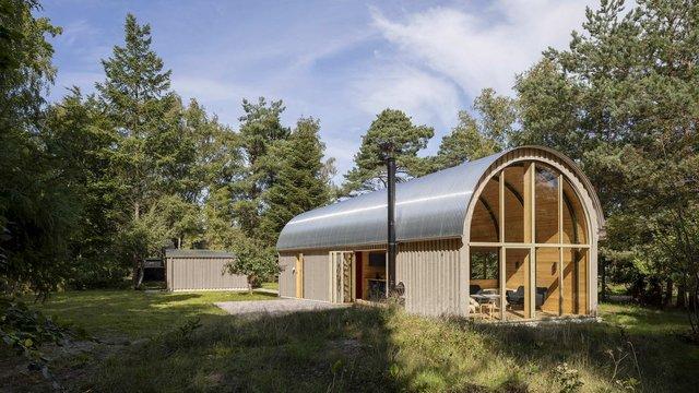 Як виглядає ідеальний літній будиночок в Данії: яскраві фото - фото 339782
