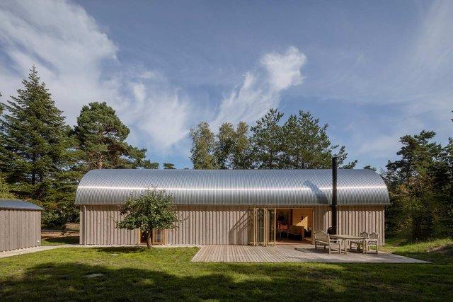 Як виглядає ідеальний літній будиночок в Данії: яскраві фото - фото 339783