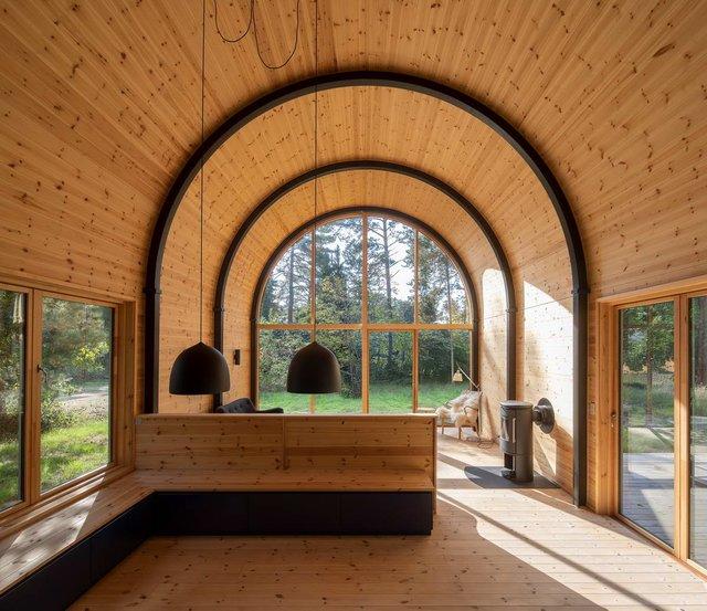 Як виглядає ідеальний літній будиночок в Данії: яскраві фото - фото 339787