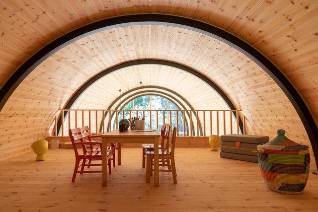 Як виглядає ідеальний літній будиночок в Данії: яскраві фото - фото 339788