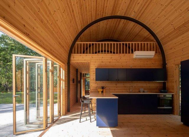 Як виглядає ідеальний літній будиночок в Данії: яскраві фото - фото 339789