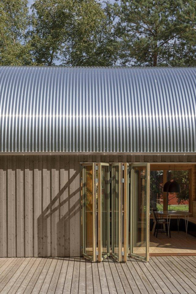 Як виглядає ідеальний літній будиночок в Данії: яскраві фото - фото 339792