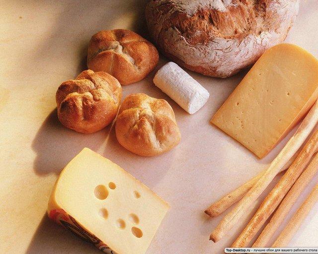 Хліб з сиром  - фото 340229
