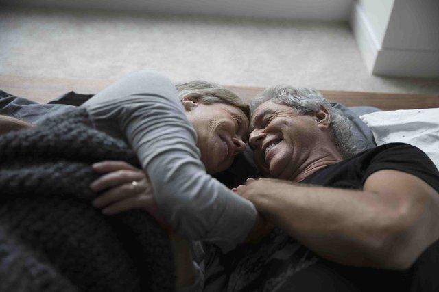 З віком запал у жінок зникає через низку причин - фото 340412