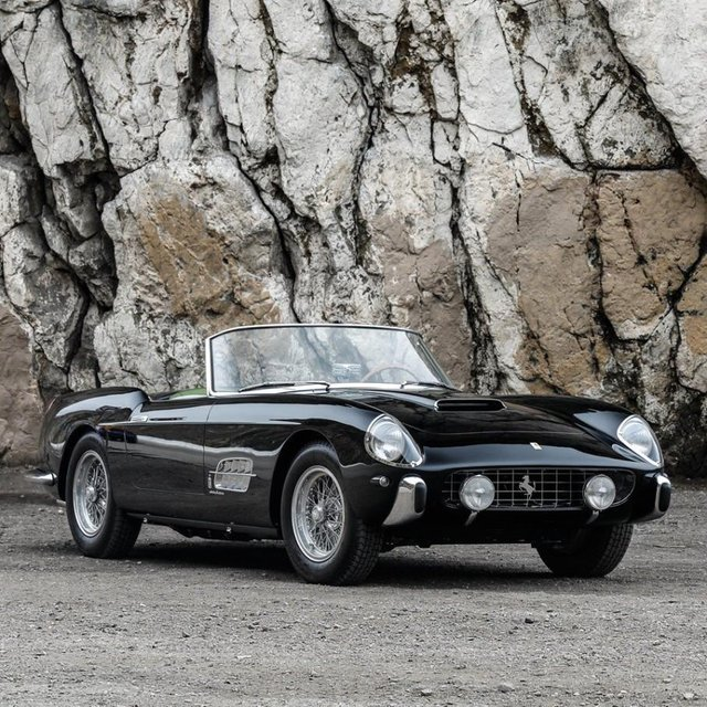 Рідкісний Ferrari 250 GT продадуть на аукціоні за шалені гроші - фото 340454