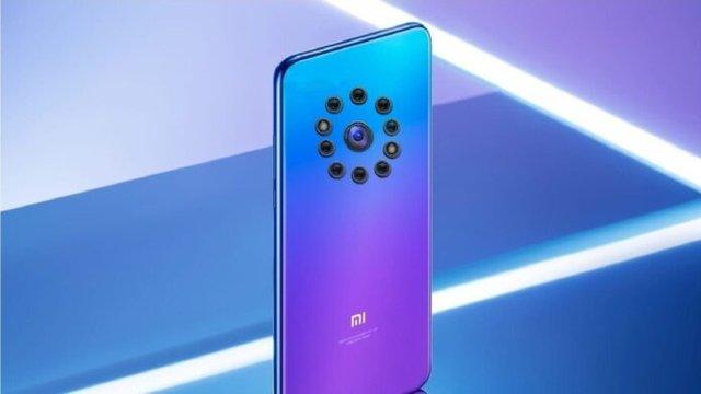 Xiaomi розробляє флагманський смартфон з 11 камерами - фото 340477