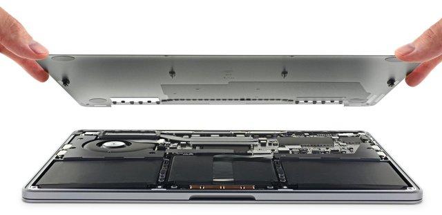Apple MacBook Pro 13 2019 року практично не піддається ремонту - фото 340491