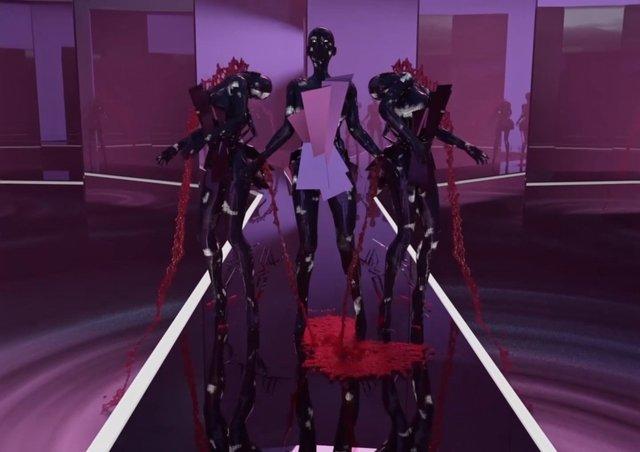 Цифрові моделі уперше взяли участь у віртуальному показі мод - фото 340496