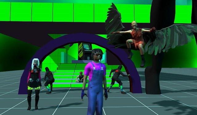 Цифрові моделі уперше взяли участь у віртуальному показі мод - фото 340497