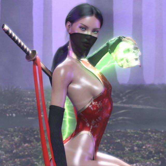 Цифрові моделі уперше взяли участь у віртуальному показі мод - фото 340499