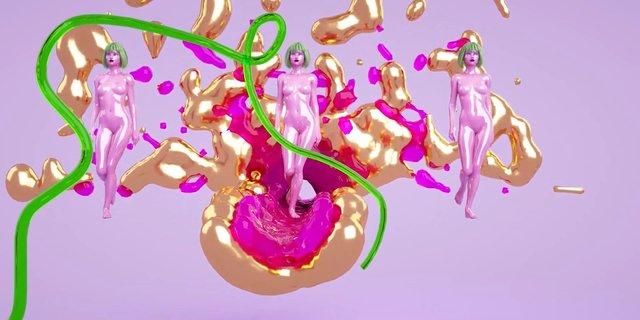 Цифрові моделі уперше взяли участь у віртуальному показі мод - фото 340500