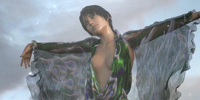 Цифрові моделі уперше взяли участь у віртуальному показі мод - фото 340507