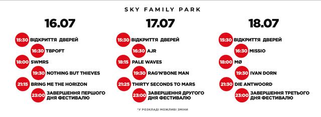 UPark 2019: програма та учасники масштабного фестивалю у Києві - фото 340550