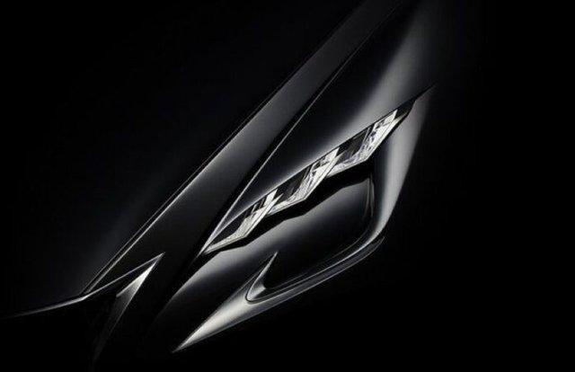 Анонс новинки від Lexus   - фото 340764