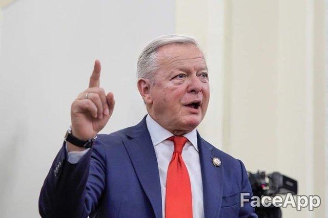 Як будуть виглядати українські політики у старості: фото з FaceApp - фото 341054