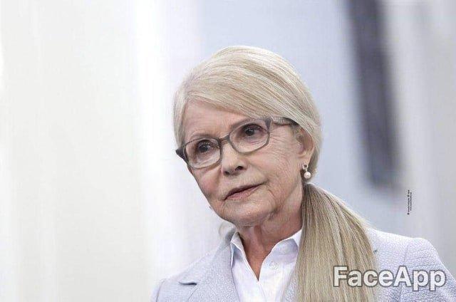 Як будуть виглядати українські політики у старості: фото з FaceApp - фото 341058