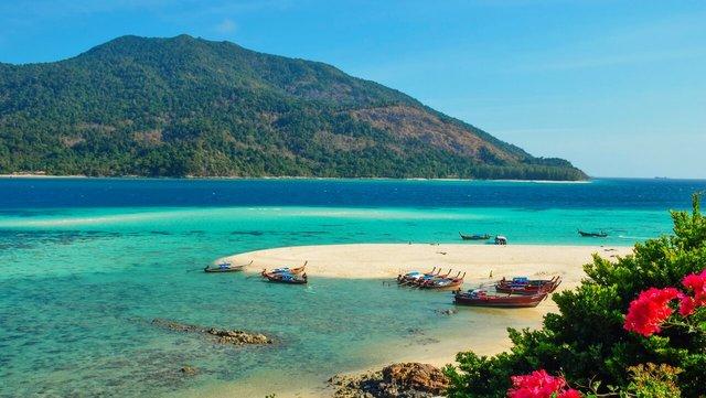 Острів Ко Ліпе  - фото 341117