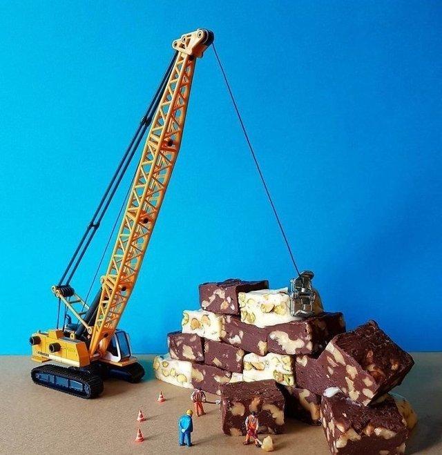 Італійський кондитер створює цілі світи із солодощів - фото 341132