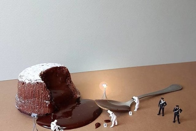 Італійський кондитер створює цілі світи із солодощів - фото 341134
