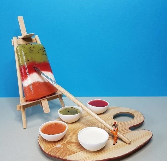 Італійський кондитер створює цілі світи із солодощів - фото 341135