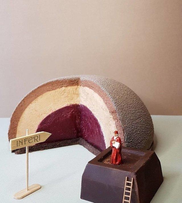 Італійський кондитер створює цілі світи із солодощів - фото 341136