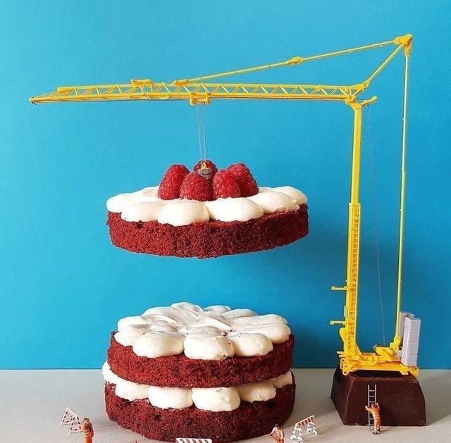 Італійський кондитер створює цілі світи із солодощів - фото 341140