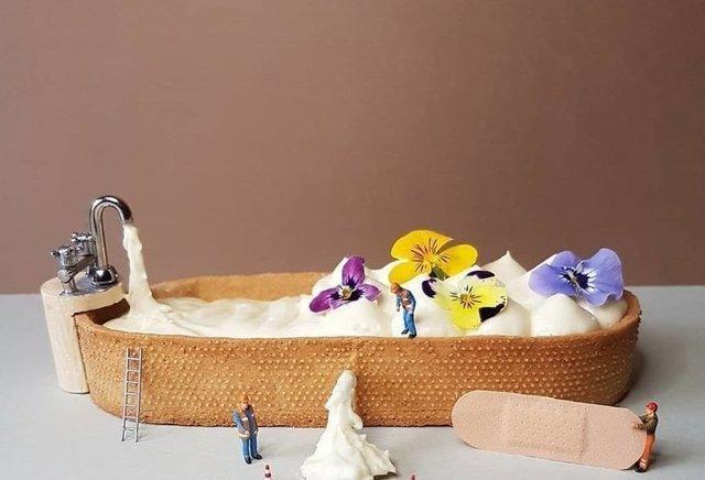 Італійський кондитер створює цілі світи із солодощів - фото 341142
