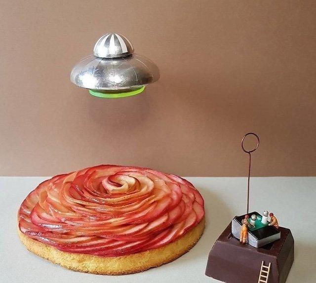 Італійський кондитер створює цілі світи із солодощів - фото 341143