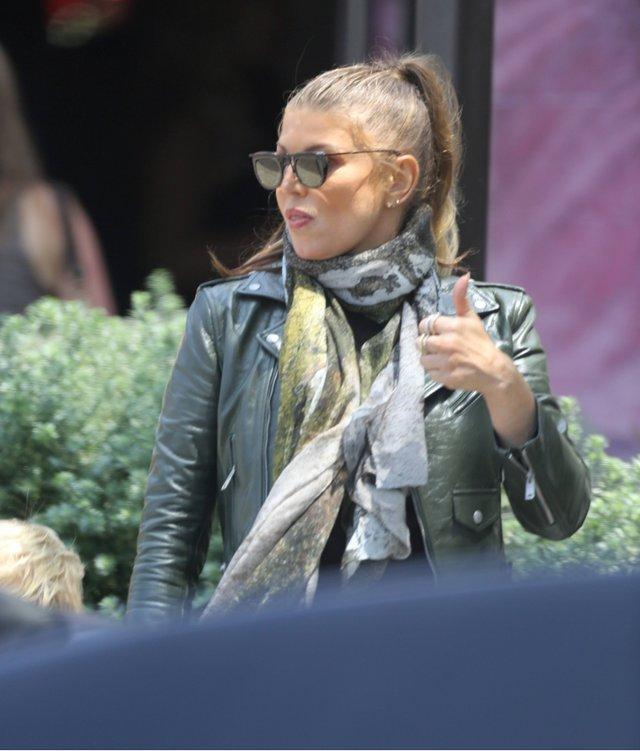 44-річна Fergie здивувала шанувальників своїм виглядом - фото 341161